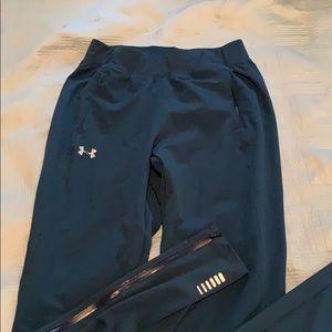 Under armor jogging pants